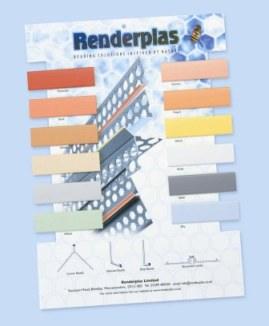 colour chart for renderplas beads